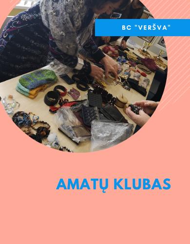 Amatų klubas