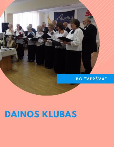 Dainos klubas_BCVeršva